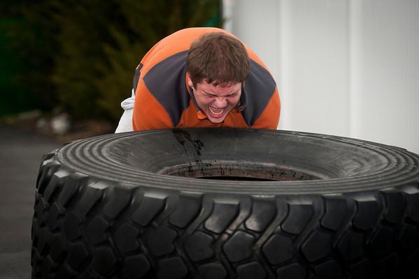 2012-02-02 Tire Flips