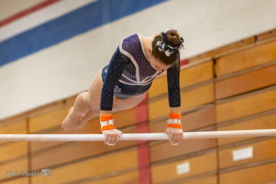 HS Sports - Cougar Gymnastics Invite [d] Dec 08, 2018