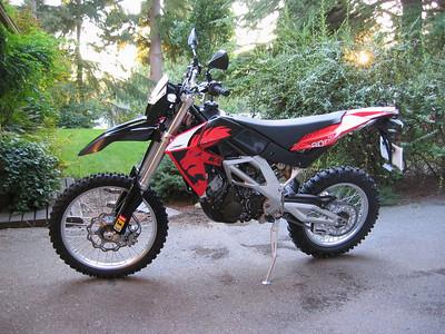 2007 RXV550