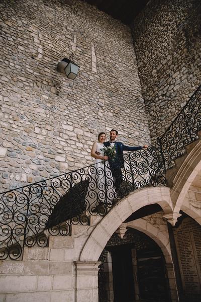 Mariage Florence&Martin Lussas