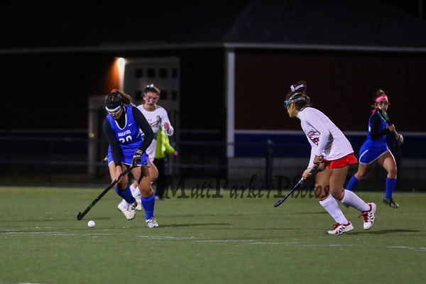 2018-10-25 WHS Girls Field Hockey vs Pinkerton NHIAA DIV I Semifinals