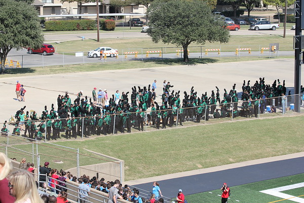 Pre-UIL Invitational @ Clark Stadium (October 14, 2017)