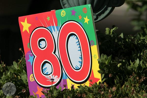 Jack's 80th Birthday Party!