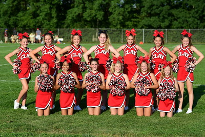 Cheerleaders vs Riverside 08.15.2017