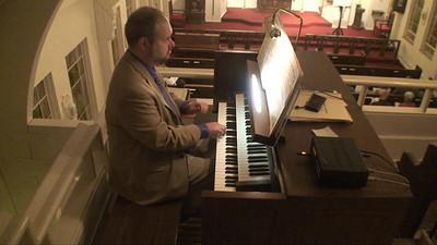 Organ Dedication & Recital Video