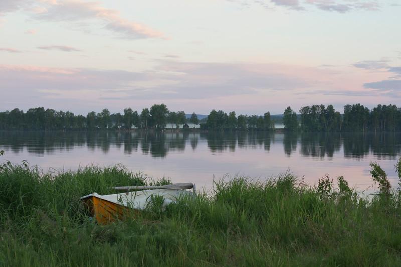 Boat at Torniojoki