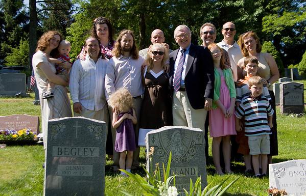 2010-06-19 Poppi's Burial