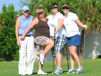 2008 LWBR Ladies Golf Tournament