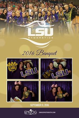 LSU Gymnastics Banquet (prints)