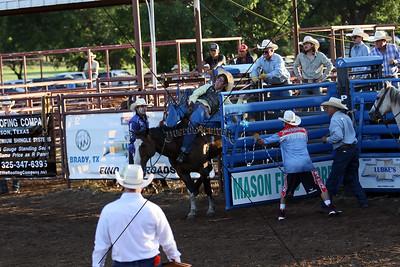 Saturday Broncs - Bare and Saddle