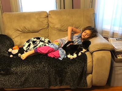 Mina: Age 7
