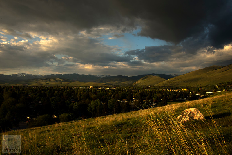 Missoula Golden Hour