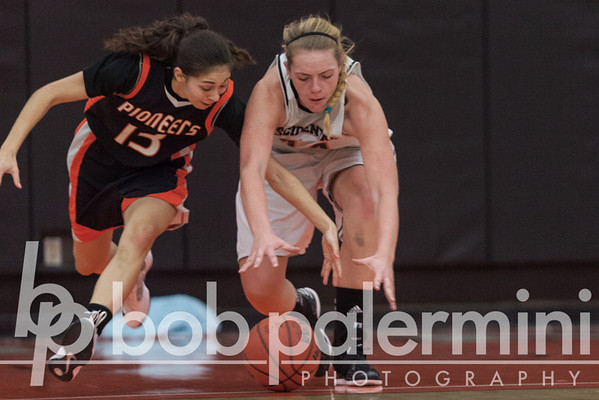 Oxy Women's Basketball 12-9-12