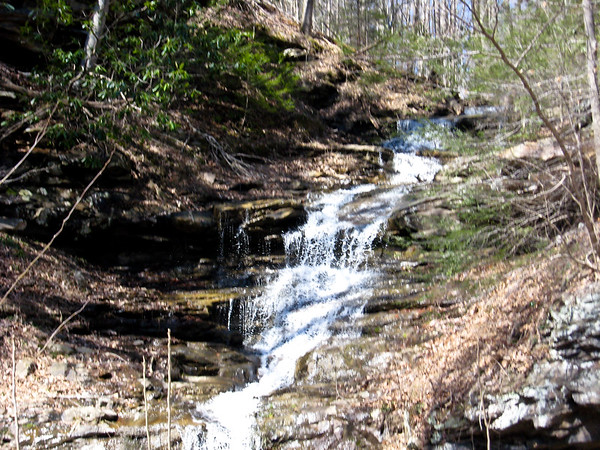 Waterfalls by Alexis