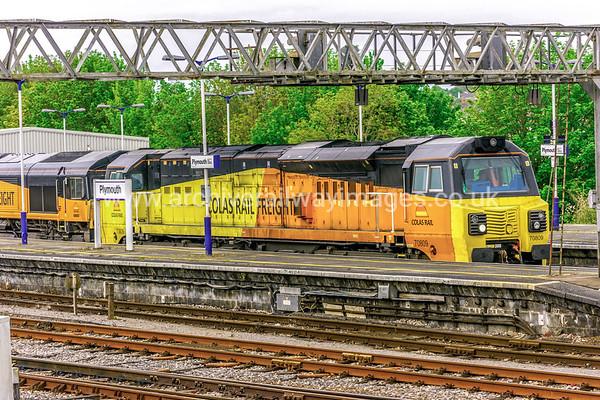 Class 70 Diesel Locomotves