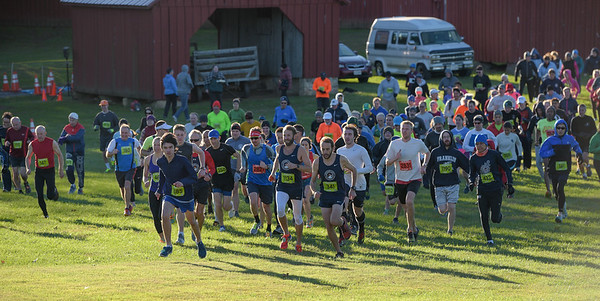 Cross Country on the Farm (XC) - D. Greb