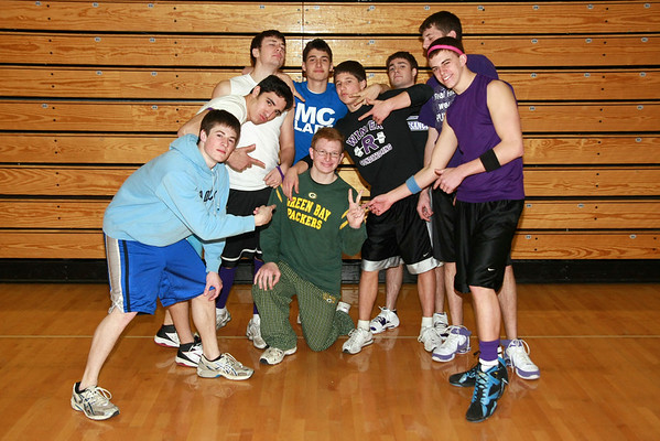 2008 RTHS DODGEBALL LEAGUE