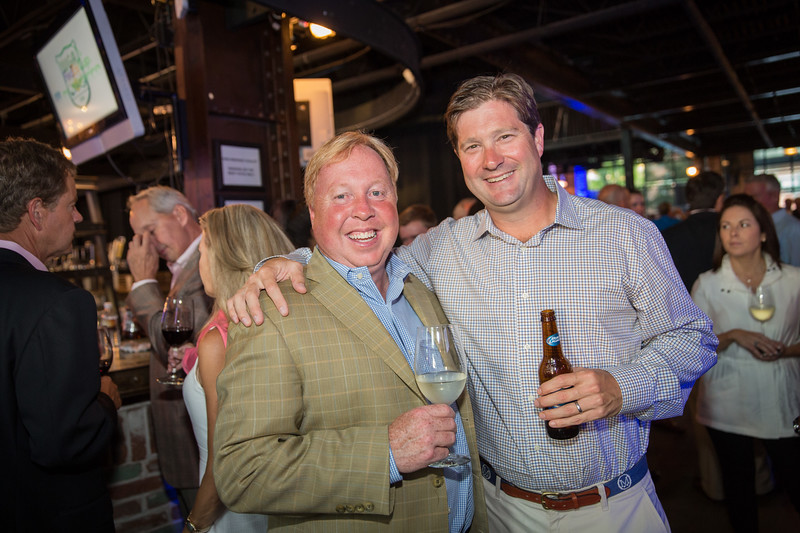 Pairing Party at Mile High Station on Tuesday Sept 2, 2014. (WGA/Charles Cherney)