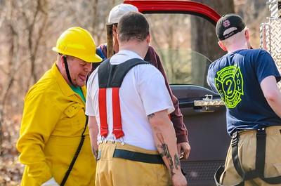 02-18-17 Conesville FD Grass Fire