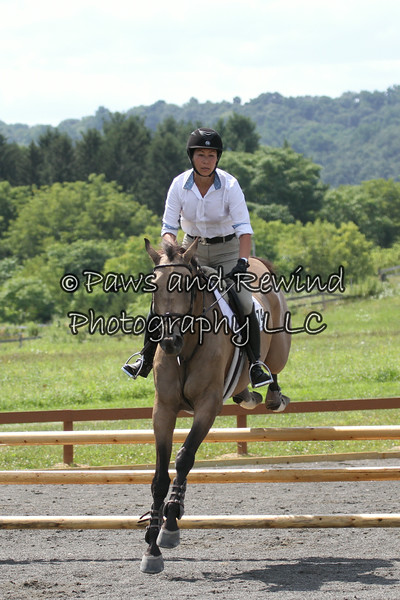 Asbury Ring Saturday: Level 1 Jumpers and Mini Prix