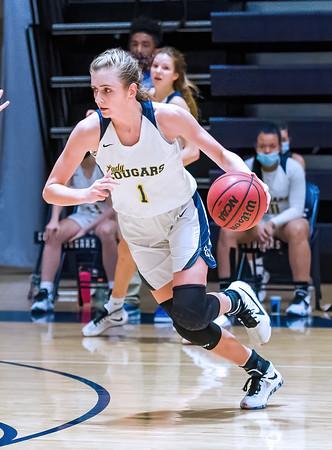 2021 - Varsity Girls Basketball