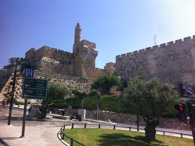 8 Иерусалим. Среда, 13 мая, 10:00