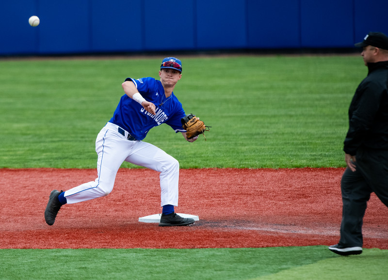 baseball vs. SIU - 2019