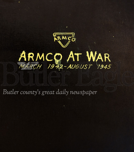 Harold Aughton/Butler Eagle: Armco at War