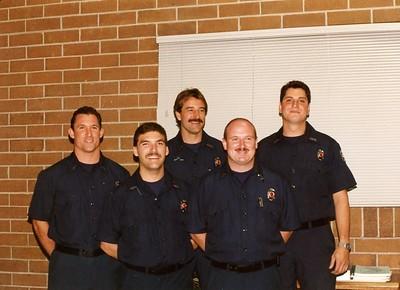 Castlewood Recruits
