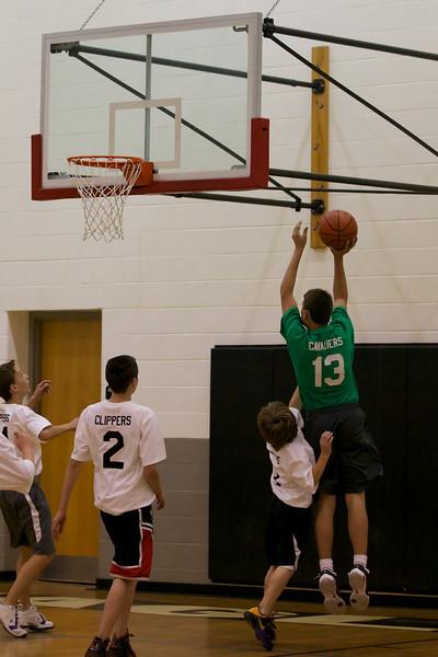 2010-10-23 BBall (against Tyler)