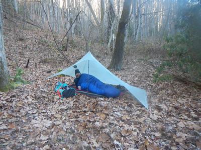 Nov 24-25 McGee Springs loop