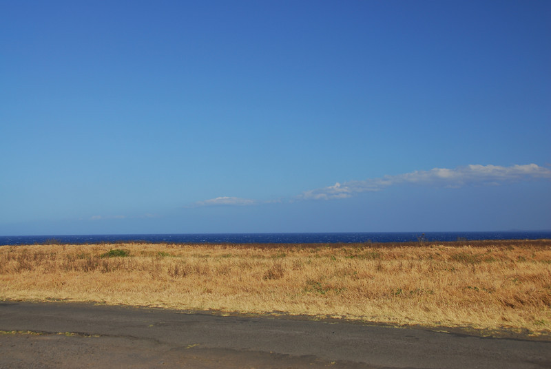 View of the ocean - South Point, Hawaii