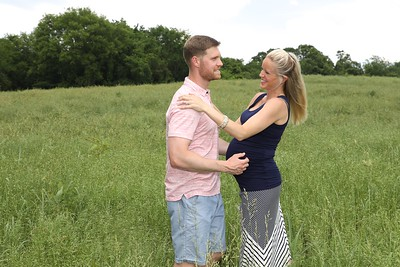 Logan and Evan - Expecting Baby K