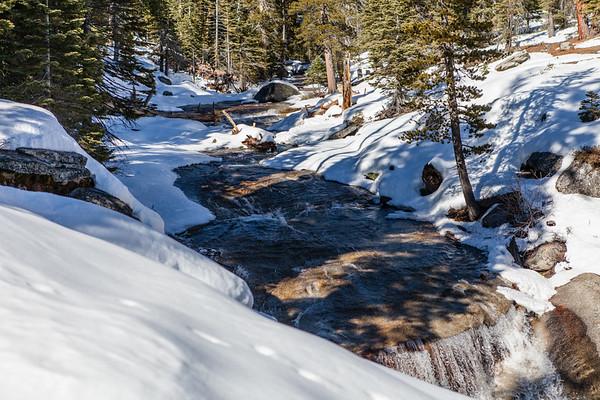 Snow Creek 2013