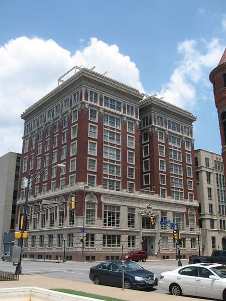 Dallas County Criminal Courts Building
