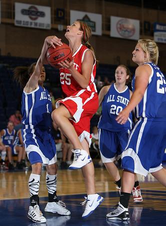 CHSCA - 2010 All State Games - Girl's Basketball - 06/12/2010