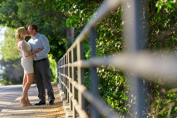 Laurel and Brian (Engagement Photography) @ Capitola, California