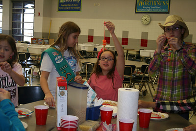 Girl Scouts - February 2013