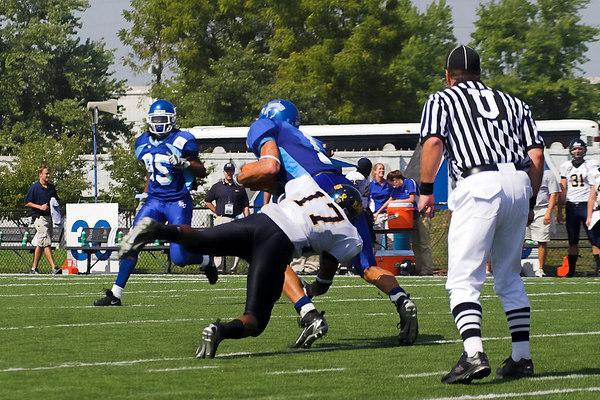 ISU Sycamores Football