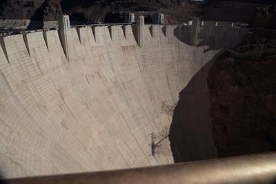 Hoover Dam November 2014