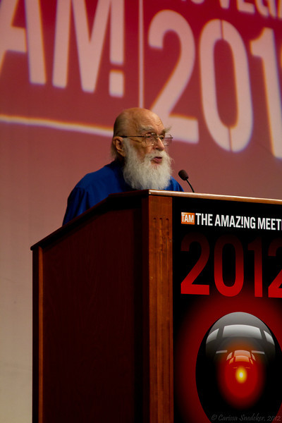James Randi - Welcome and Opening Remarks.