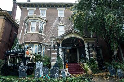 #974/975 Third Street Halloween (+VIDEO) 10/28/15