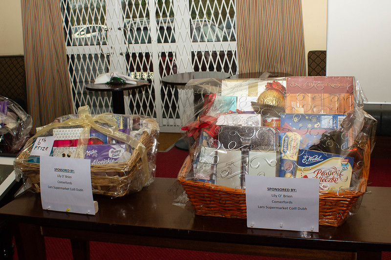 Some of the sponsored prices of our raffle