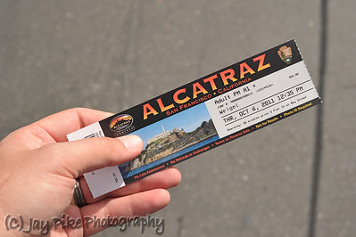 October 6, 2011 - Alcatraz