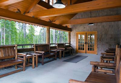YNP Dunraven Lodge