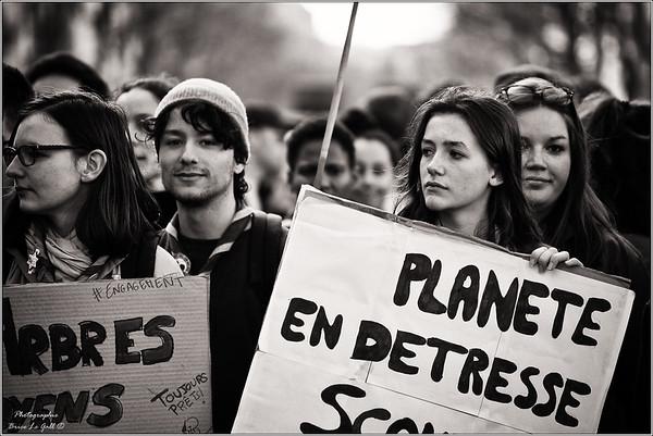 Justice sociale et climatique même combat