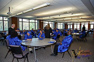 April 2015 Graduation