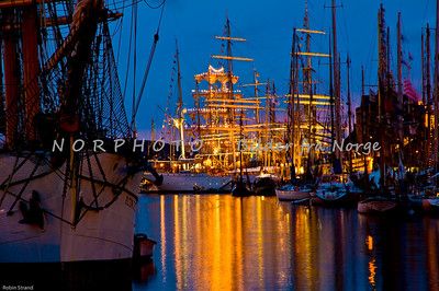 Tall Ships Races i Bergen