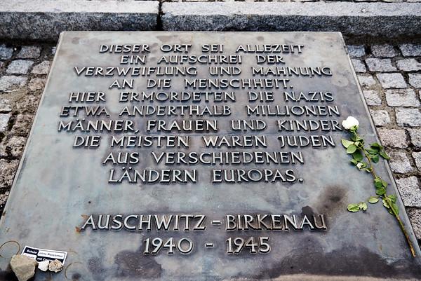Auschwitz, 2021