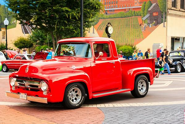 Reidsville Cruise-In 2014-06-13